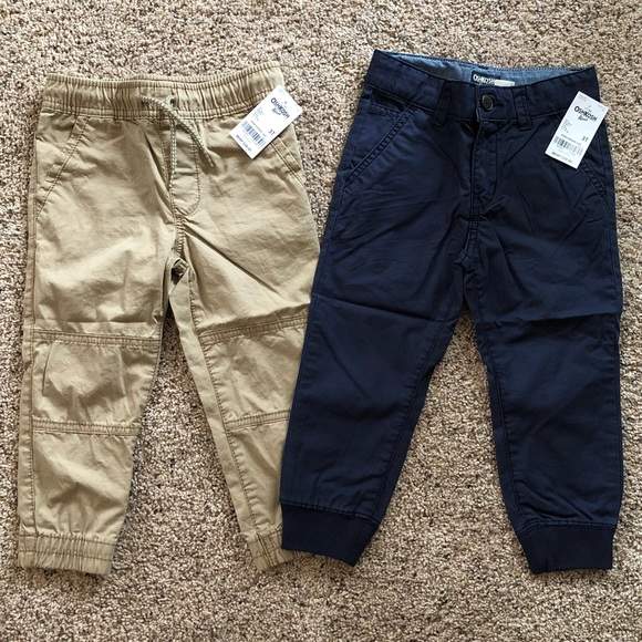 37af5aefa OshKosh B'gosh Bottoms | Price Drop Oshkosh Toddler Jogger Pants ...